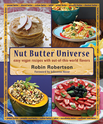 Nut Butter Universe by Robin Robertson