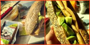 american vegan in germany | market train food