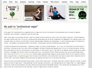 my path to professional vegan | jl goes vegan