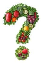 vegan question mark