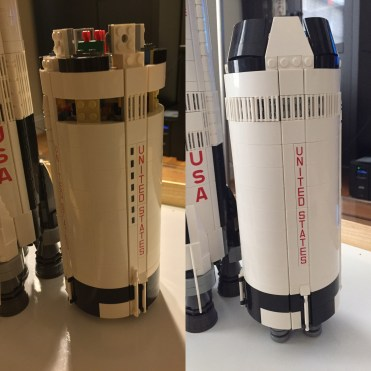 Saturn V stages 9-10