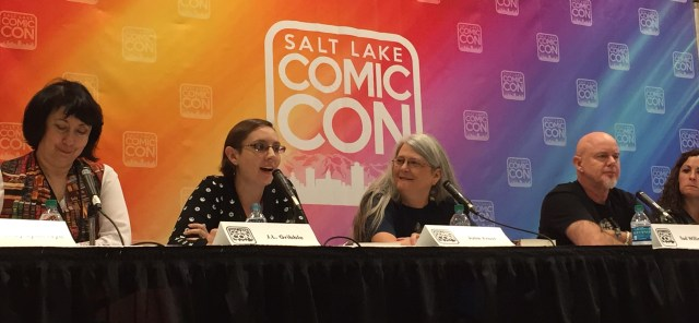 SLCC urban fantasy panel