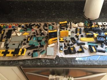 drying train set