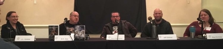 ChessieCon 2017 TV panel