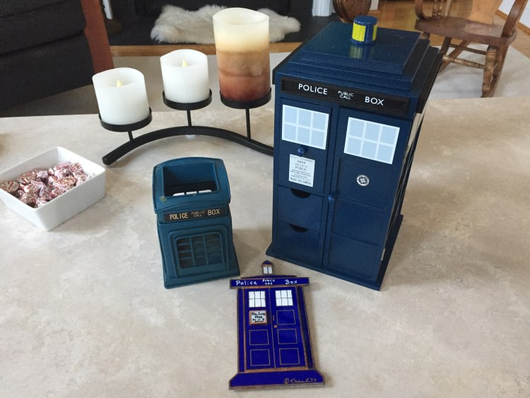 2017 TARDIS