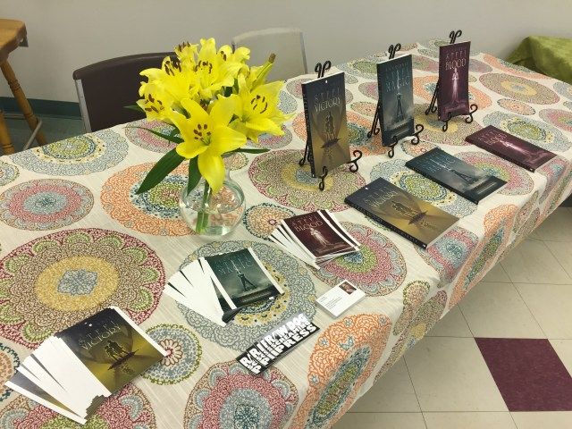 Uniontown book table