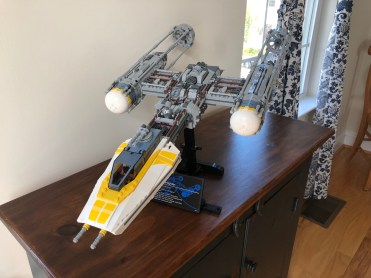 Y-wing complete 2