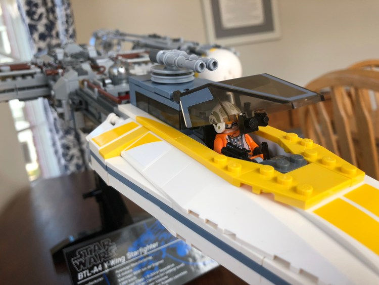 Y-wing done
