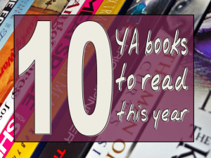10 YA books to read