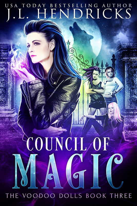 The Voodoo Dolls Book 3: Council of Magic
