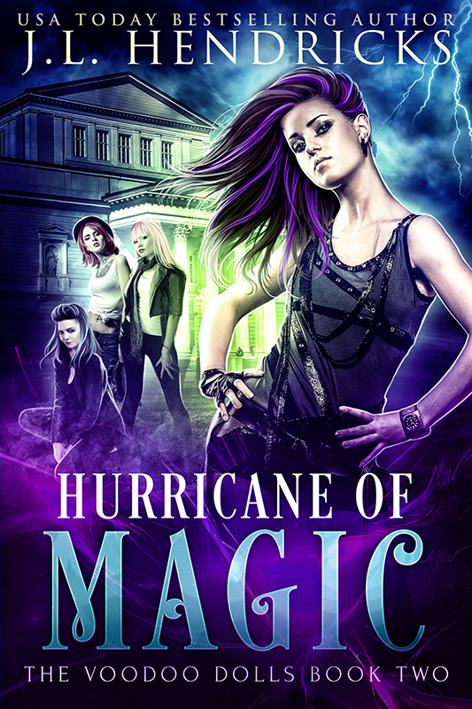 The Voodoo Dolls Book 2: Hurricane of Magic
