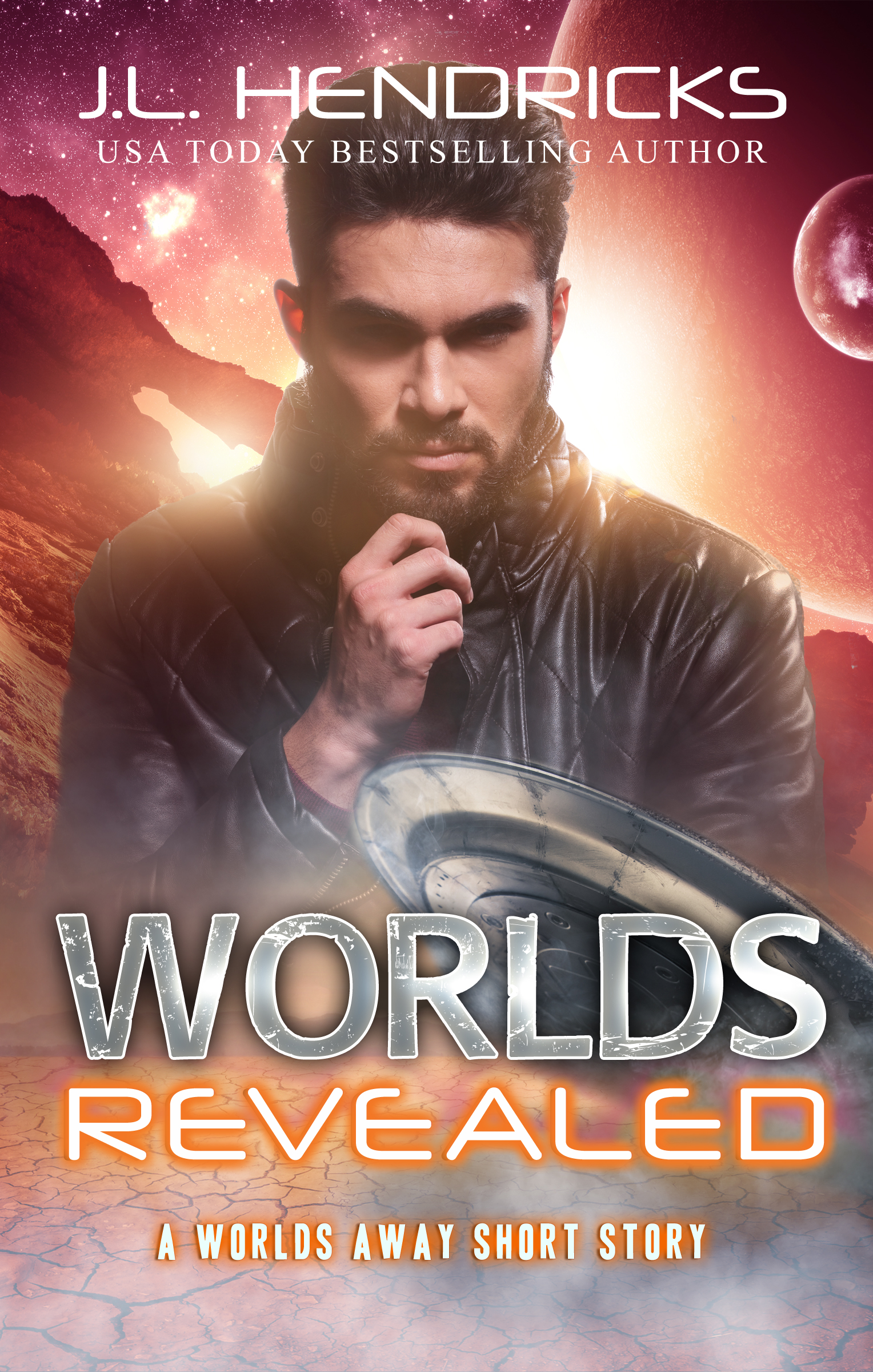 The Worlds Away Series Companion Novella: Worlds Revealed