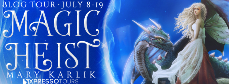 Magic Heist Tour Banner