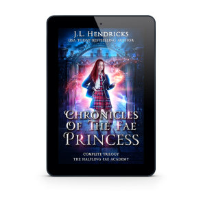 Fae Princess ebook image