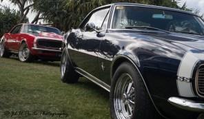 2 awesome 67 Camaro SS
