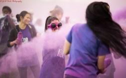 Purple zone chaos