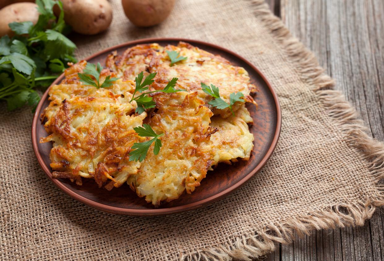 Healthy Potato Latke Recipes For Your Hanukkah Party