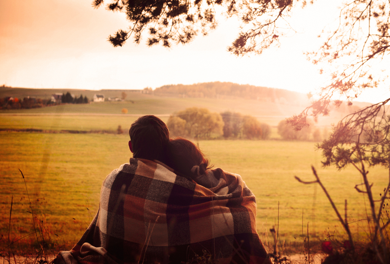 5 Reasons To Snuggle Up With A New Partner This Fall