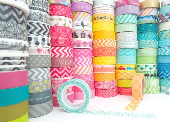Afbeeldingsresultaat voor washi tape