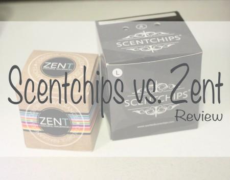 Scentchips vs. zent fragrances