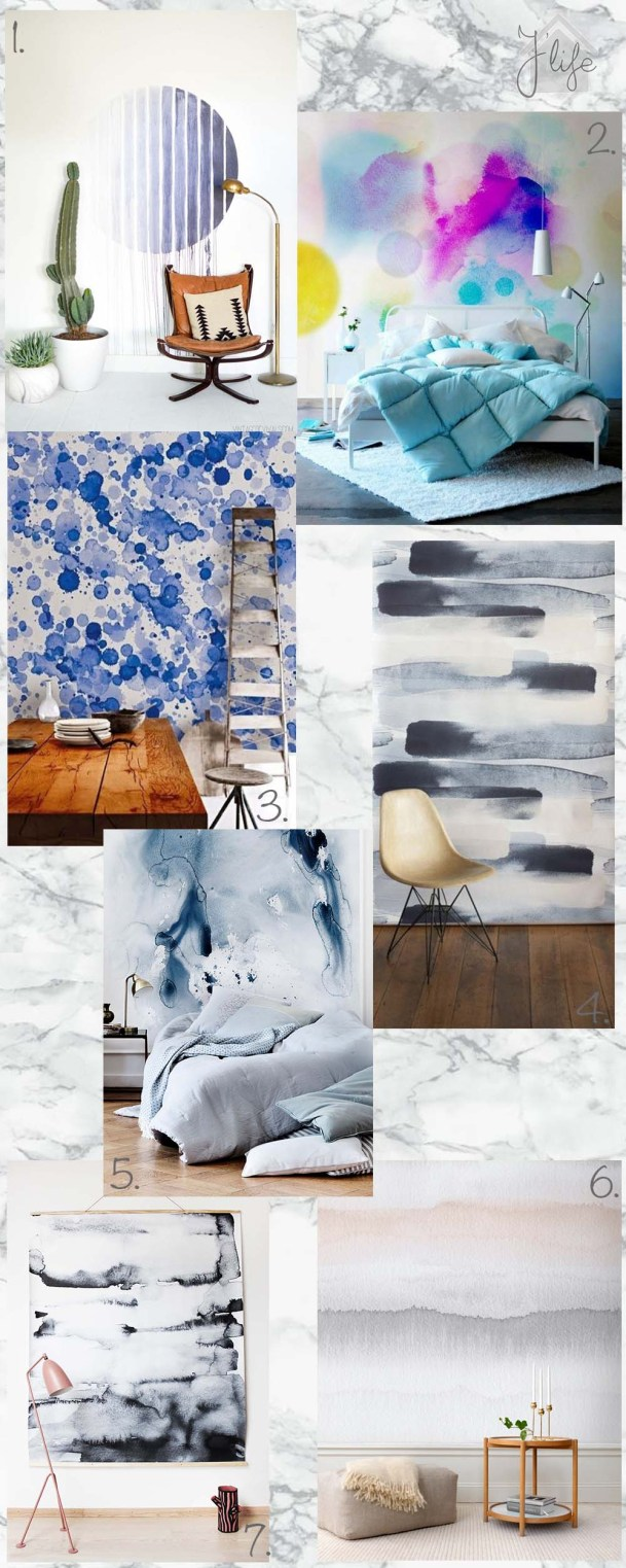 watercolor your home