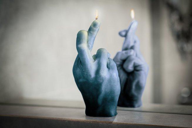 stoere kaarsen