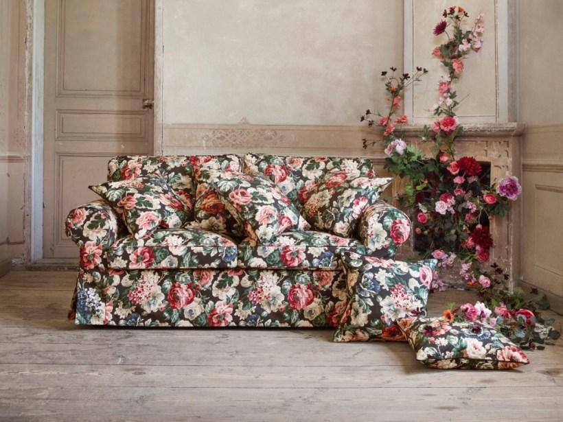 theatraal en bloemrijk najaar bij Ikea