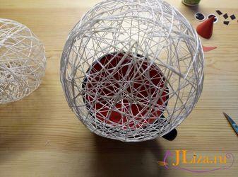 """1. يتطلب كل نموذج ثلج من الخيط """"المواد الخام"""":"""