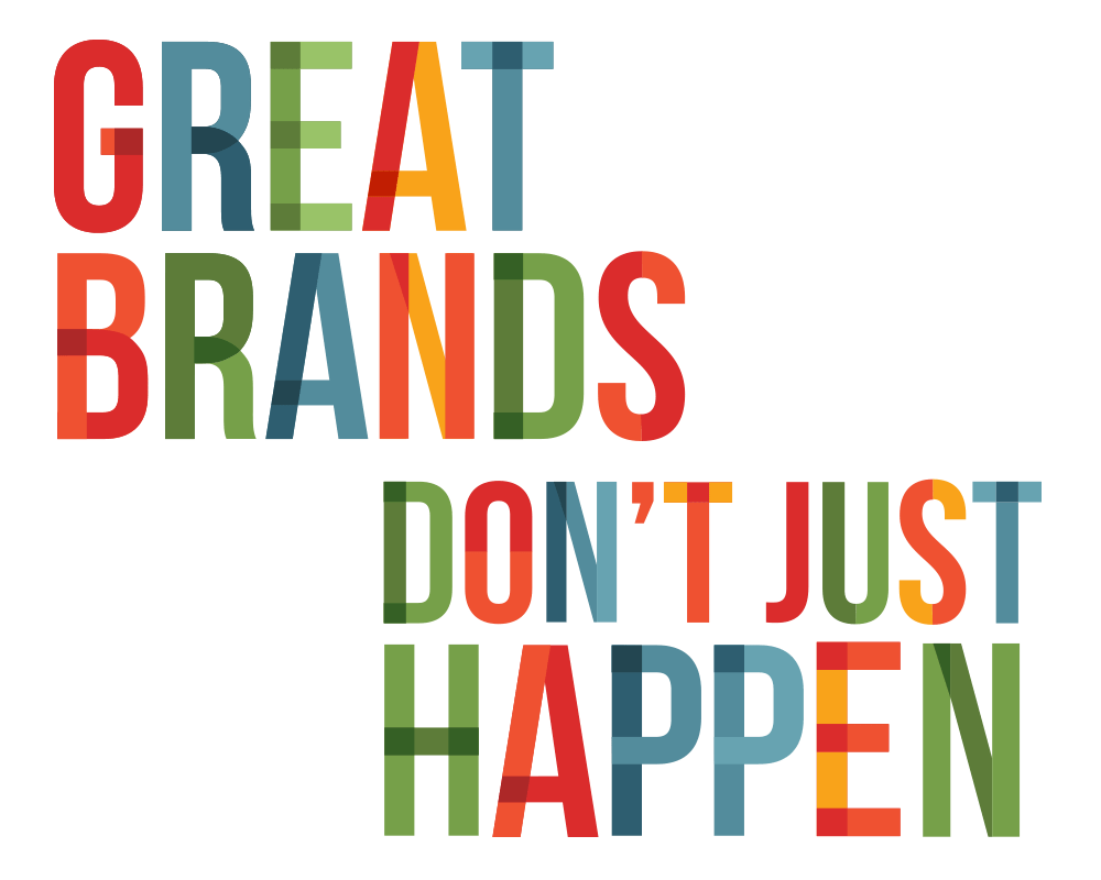 Build Great Brands. Here are some tips on how to do it.