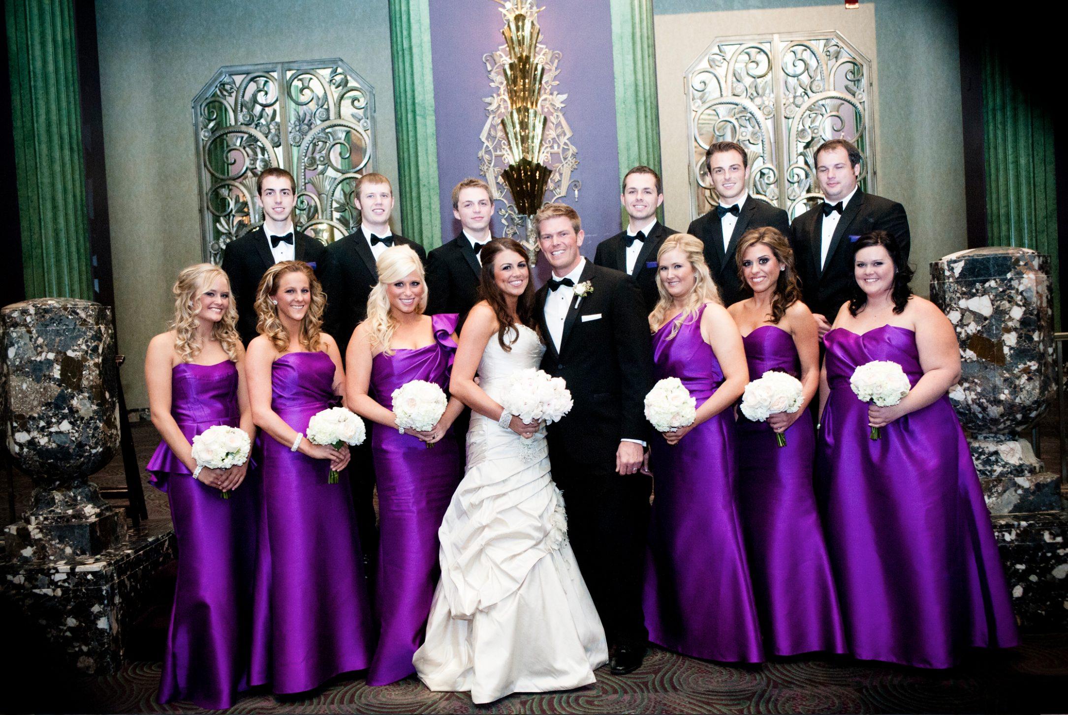 Wedding Wedding Party