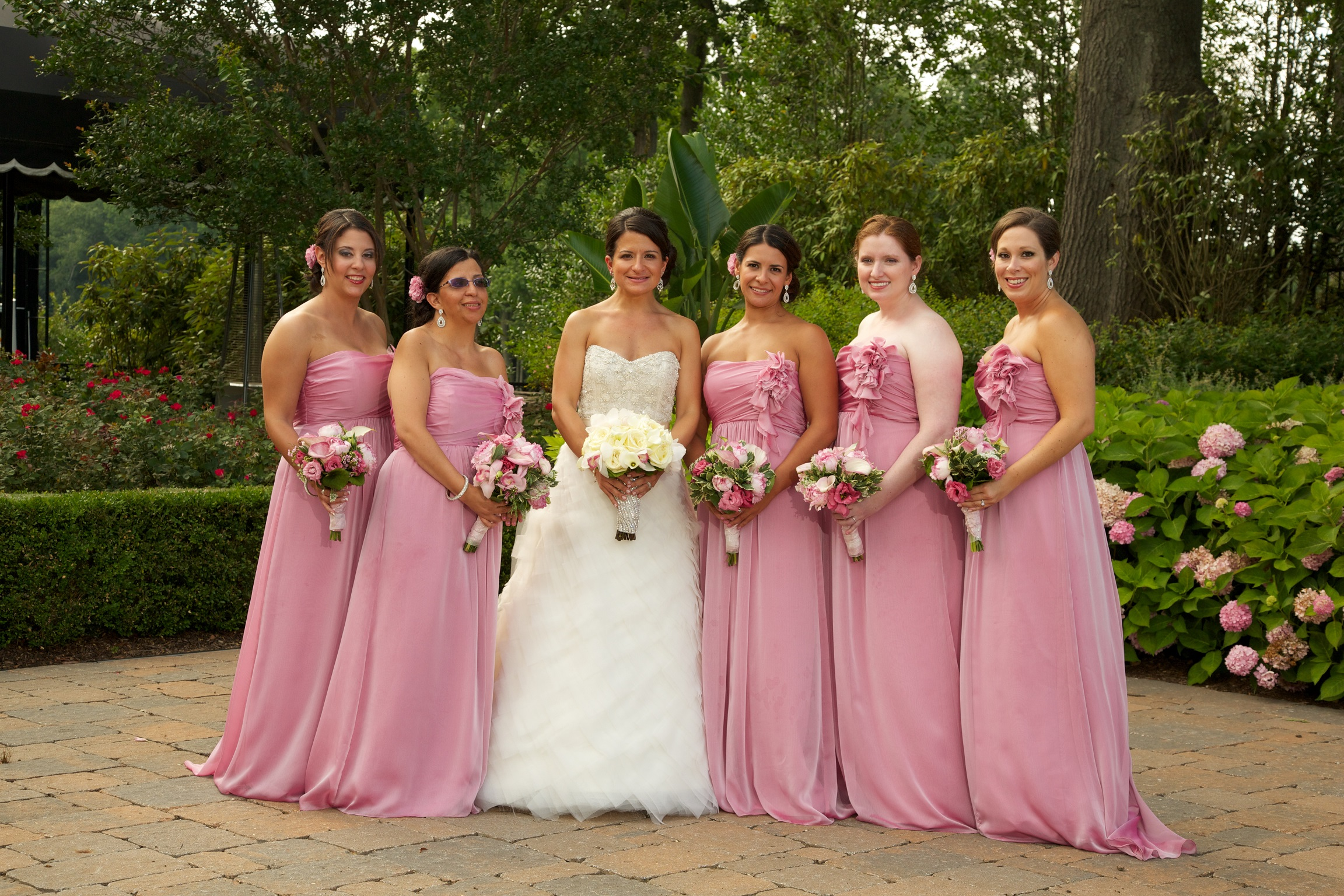 Bridal Gowns and Bridesmaids Dresses  JLM Weddings