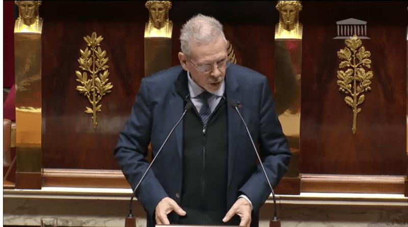 Réforme de la justice :  M.le député jean-louis MASSON dénonce la déconnection du gouvernement avec la vie des gens
