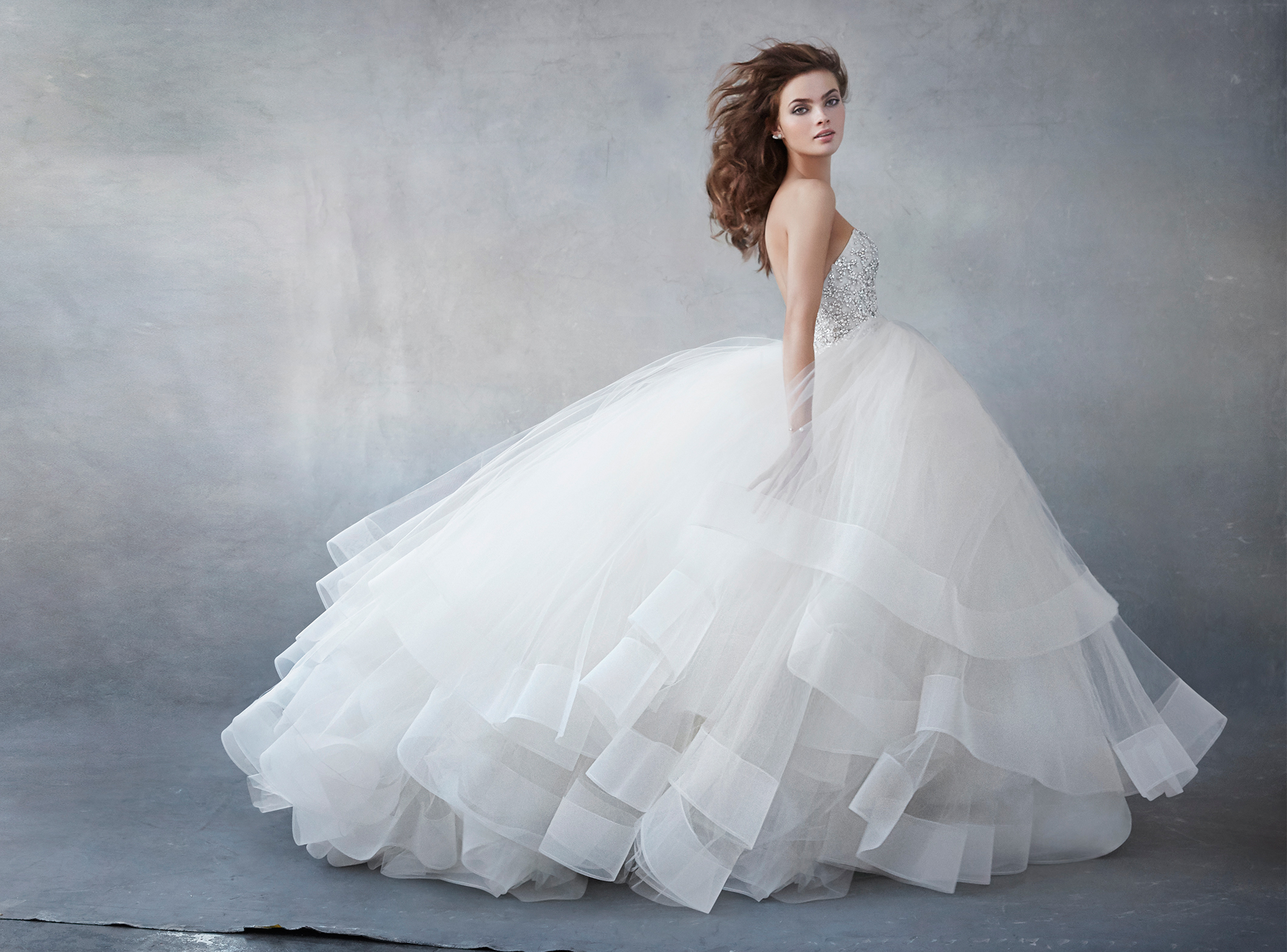 Bridal Gowns, Wedding Dresses By Lazaro