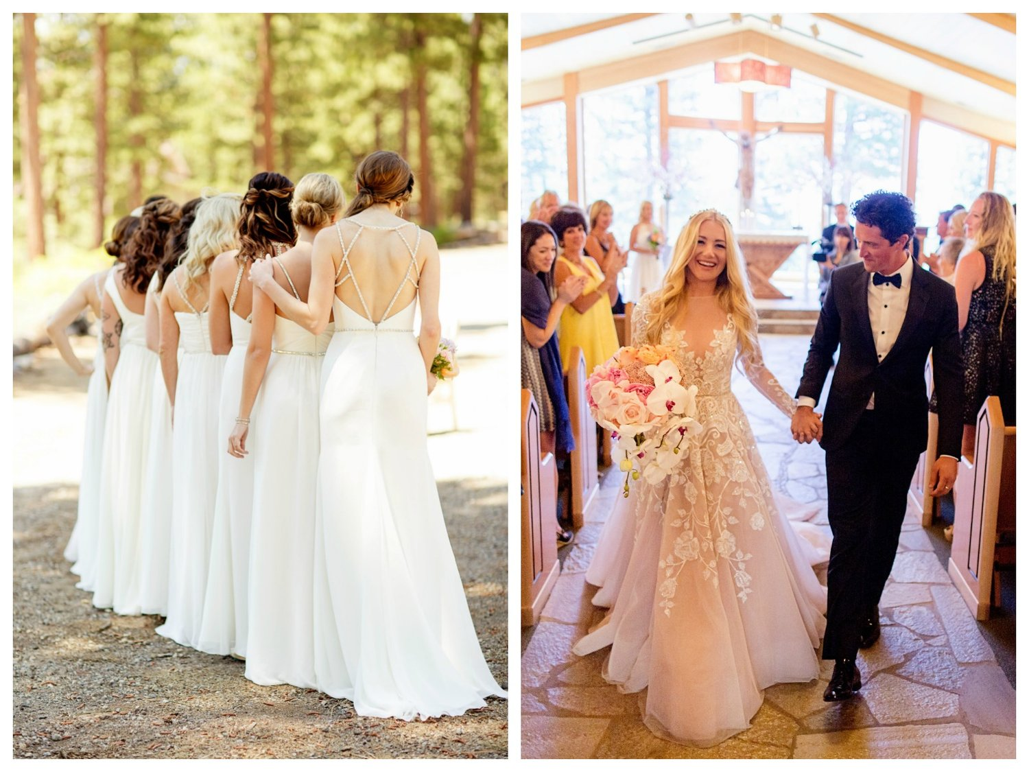 #TBT To Hayley Paige's Enchanting Wedding