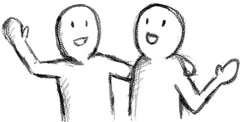 Blog Diary: Depressed People Need Human Company