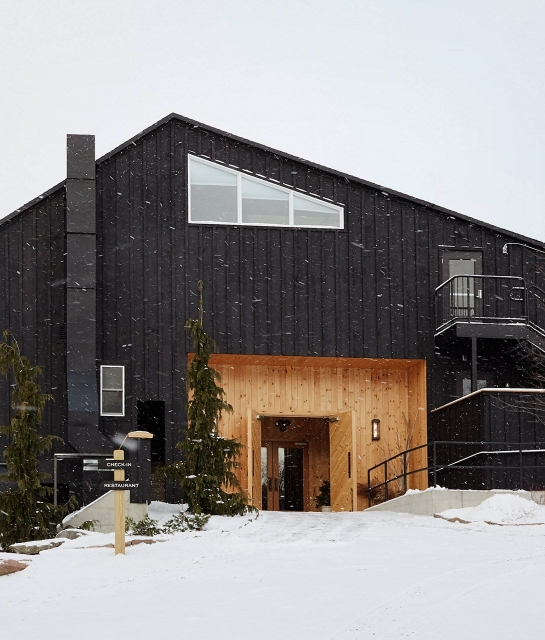 JLM Travel - 4 hotels pour apprivoiser lia montagne cet hiver