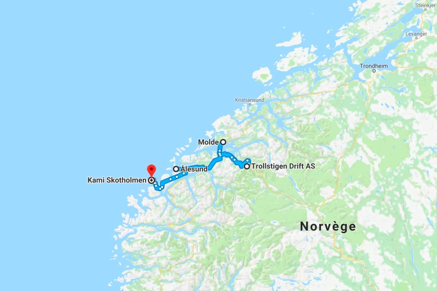 JLM Travel - Road trip en Norvège
