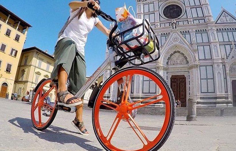 JLM Travel - Florence à vélo - Mobike