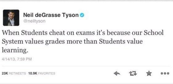 quote Neil deGrasse Tyson