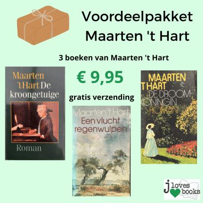 Voordeelpakket Maarten 't Hart