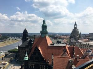 Uitzicht over de Altstadt.
