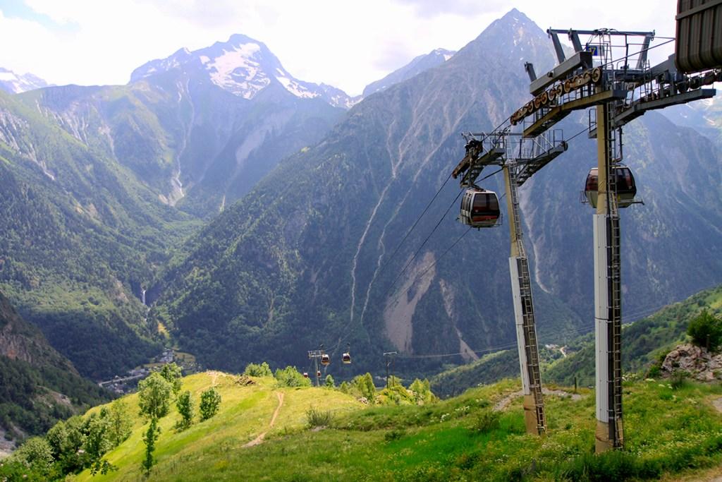 Op de Alpe d'Huez