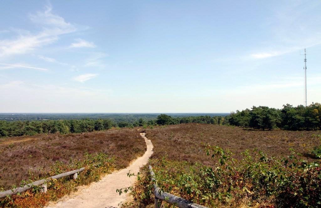 Het uitzicht vanaf de Archemerberg