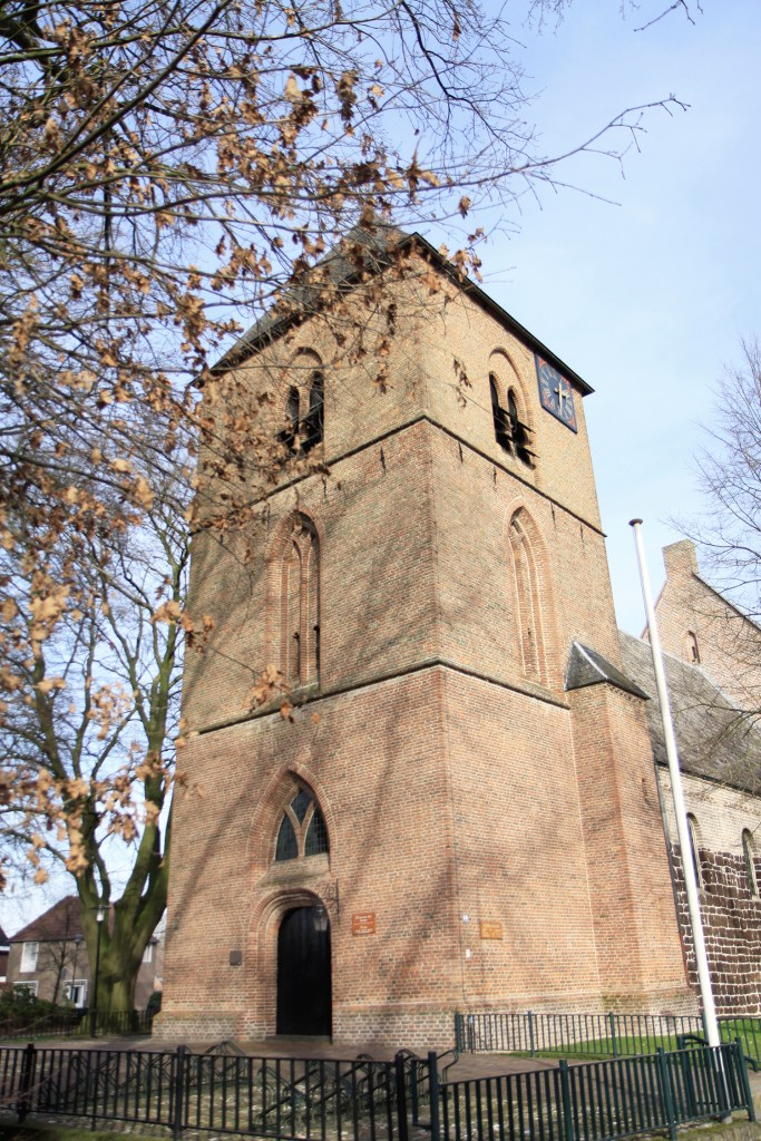 De kerk van Hellendoorn.