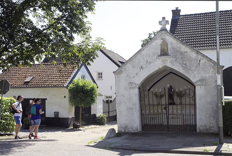 Kapelletje in Valkenburg