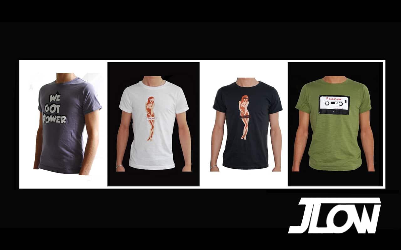 Collection tee shirt JLOW