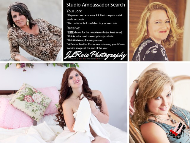 JLReis Photography Studio Glamour Rep