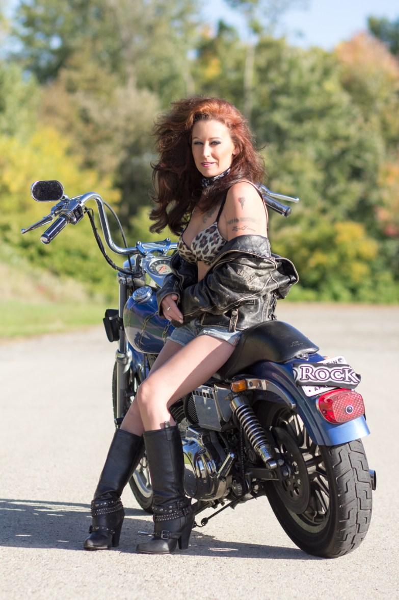 Wisconsin Harley Boudoir
