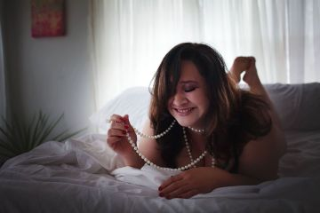 Boudoir Photography in Wisconsin