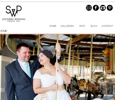 Photographer Websites